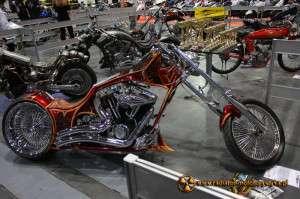 Motor Show, V Custom Festival 2014
