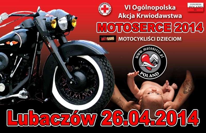 Motoserce Lubaczów 26.04.2014