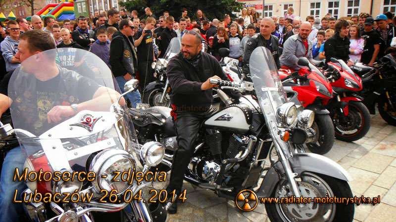 Motoserce – Lubaczów 26.04.2014 – zdjęcia
