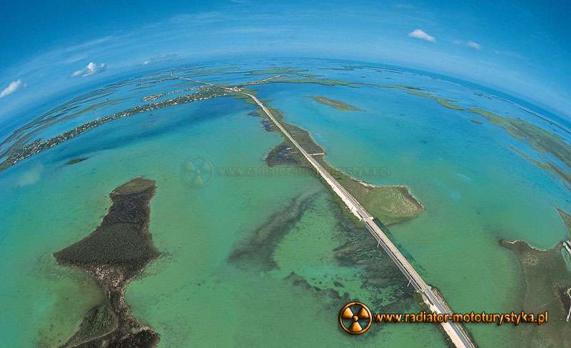 Autostrada Overseas Highway w USA