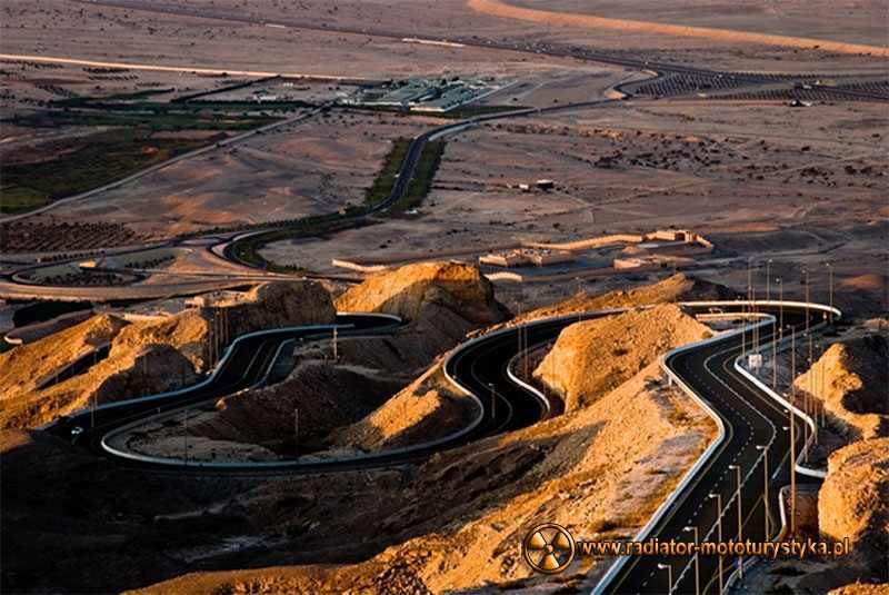 Droga Jebel Hafeet