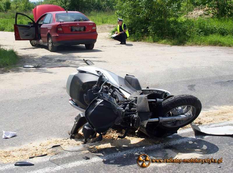 Wypadek_motocyklisty