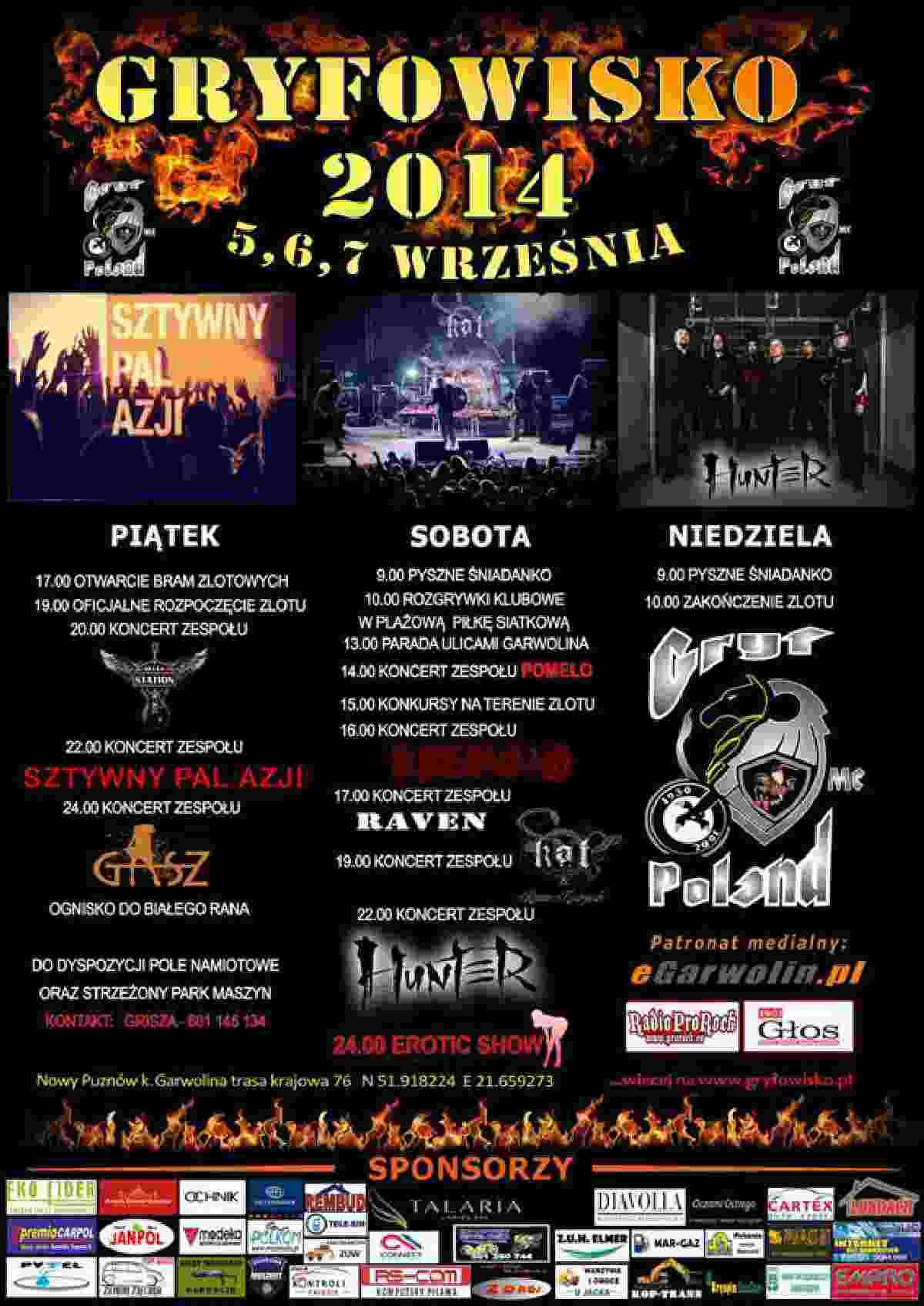GRYFOWISKO-2014