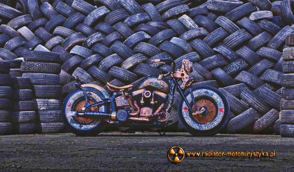 Cheyenne Bike - The Recidivist fot. Game Over Cycles