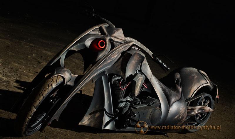 Behemoth Bike (Photo and edit by Tomasz Pulsakowski)