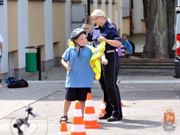 Uchroń dziecko przed wypadkiem