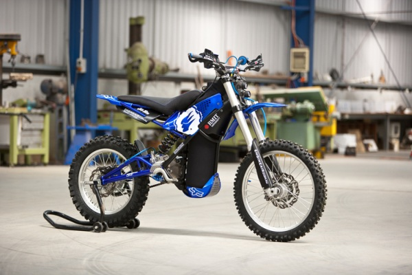 Motocykl na powietrze – O2 Pursuit
