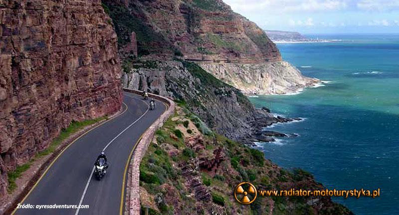 Niezwykłe i niebezpieczne drogi świata – Afryka i Australia