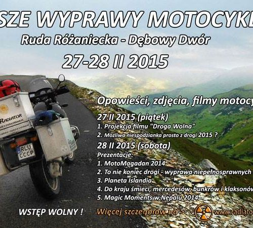V Nasze Wyprawy Motocyklowe