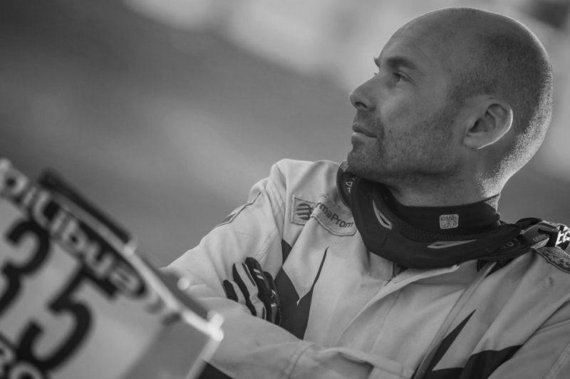 W Rajdzie Dakar 2015 zginął Michał Hernik