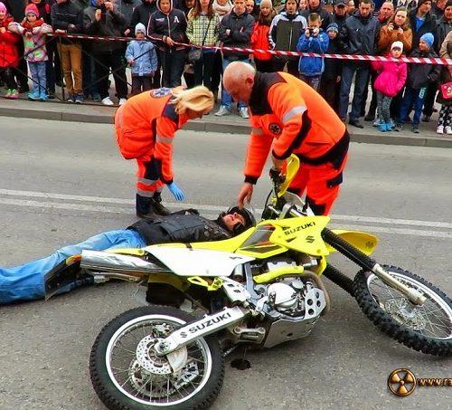 Niebezpieczeństwa czyhające na motocyklistów