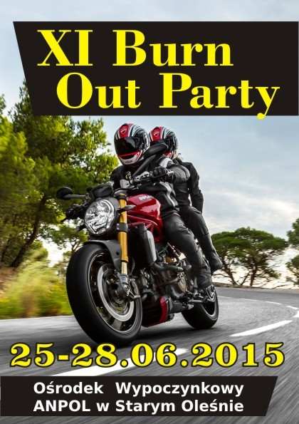 Burn Out Party 2015