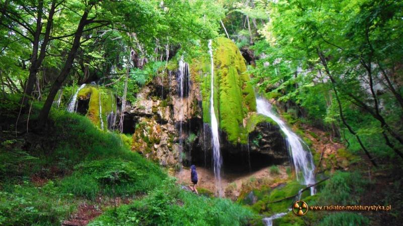 Wodospady Sopotnica - do kraju śmieci, mercedesów, bunkrów i klaksonów