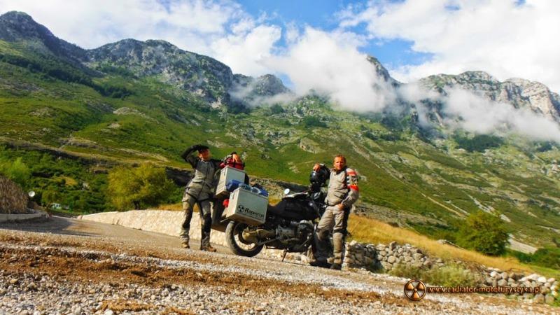 Góry Przeklęte w Albanii - do kraju śmieci, mercedesów, bunkrów i klaksonów