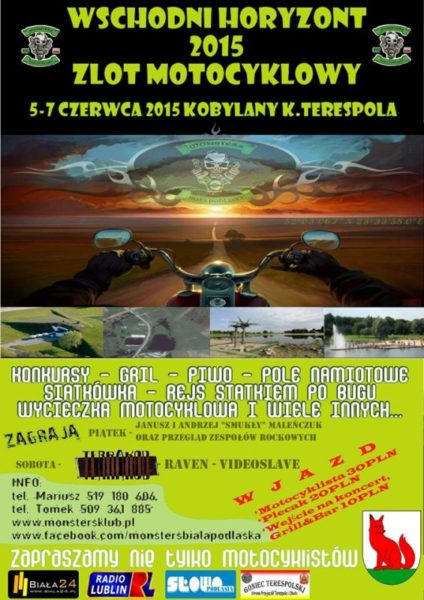 Wschodni Horyzont – 05-07.06.2015 Kobylany k.Terespola