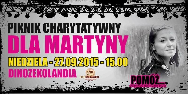 Piknik Charytatywny dla Martyny – 27.09.2015 Radymno