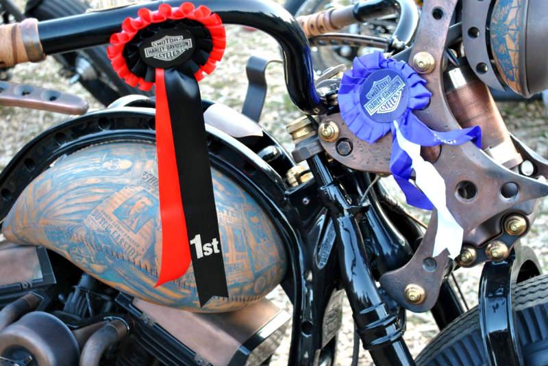 """""""Recydywista"""" GOC zgarnia podwójną koronę na European Bike Week"""
