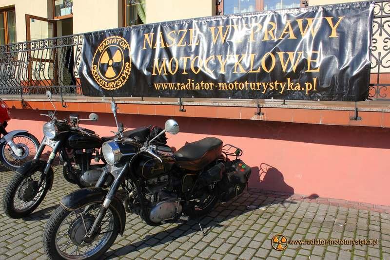 VI Nasze Wyprawy Motocyklowe - motocykle junak