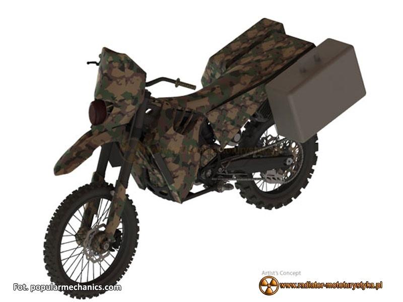 SilentHawk - motocykle z napędem hybrydowym
