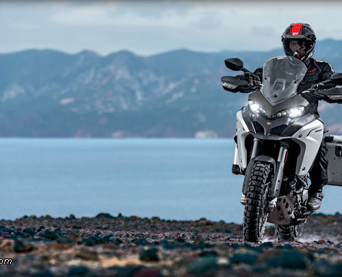 Poszukiwani motocyklowi podróżnicy na obchody 90 lat Ducati - Globetrotter 90°