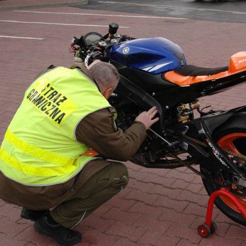 Sezon motocyklowy na granicy