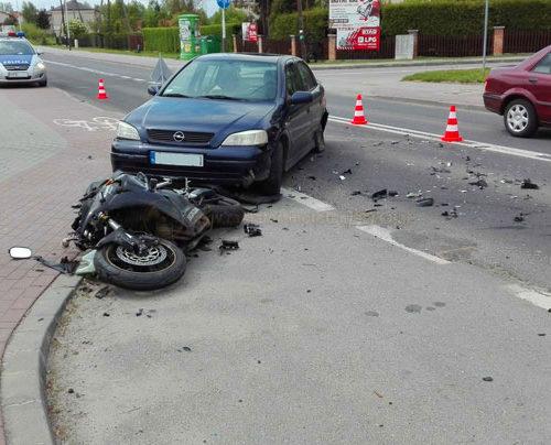 Tragiczny bilans świąt na drogach
