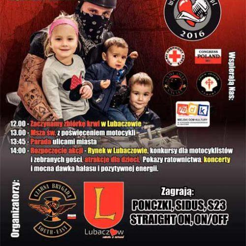 Motoserce - 04.06.2016 Lubaczów