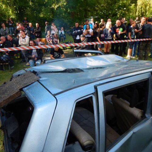 Wolne Skrzydła – Moto Forszmak Party - Krasnystaw 2016