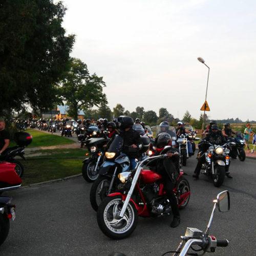 Motocyklowe Pożegnanie Lata Moto-Baby - relacja