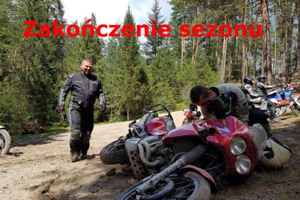 Zakończenie Sezonu Motocyklowego - Lubaczów-Jedlina