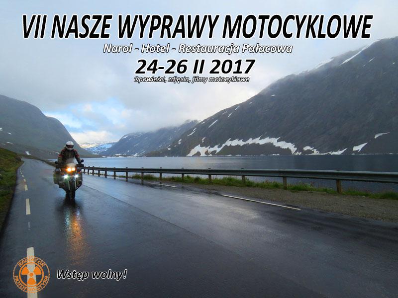 VII Nasze wyprawy motocyklowe