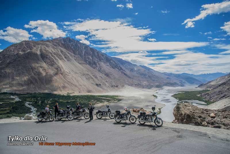 VII Nasze Wyprawy Motocyklowe – Tylko dla Orlic