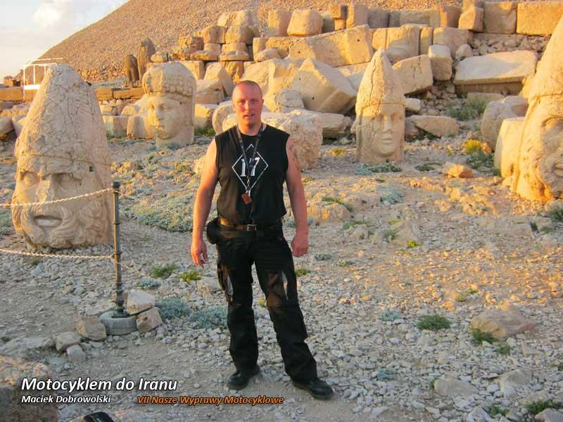 VII Nasze Wyprawy Motocyklowe – Motocyklem do Iranu