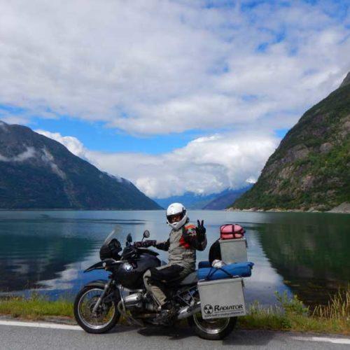 VII Nasze Wyprawy Motocyklowe - Do krainy Wikingów