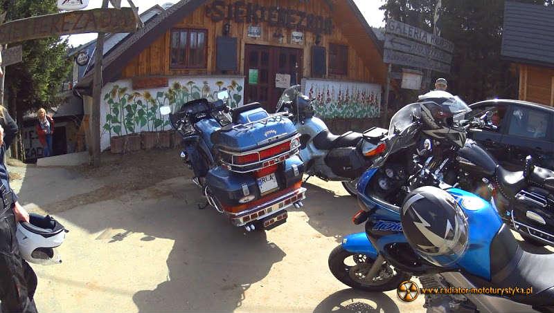 Niedzielna przejażdżka w Bieszczady