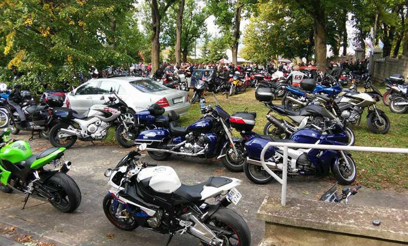 Kalwaria Pacławska – zakończenie sezonu motocyklowego