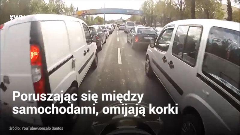 Czy Motocykliści Mogą Jeździć Między Pasami? Policja Odpowiada
