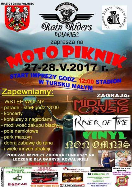 MOTO Piknik Połaniec 2017