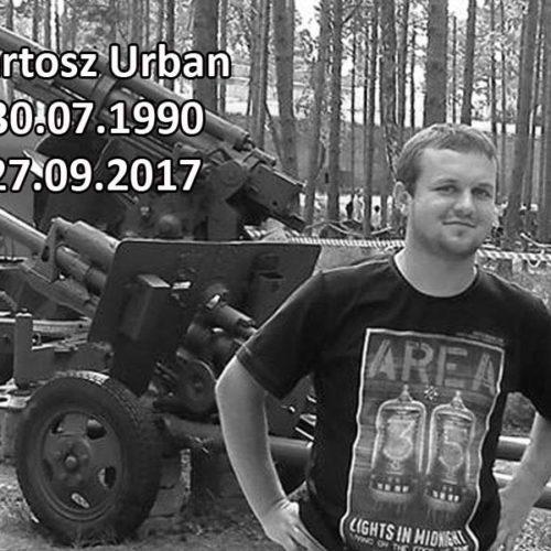 Bartosz Urban - pamiętamy !