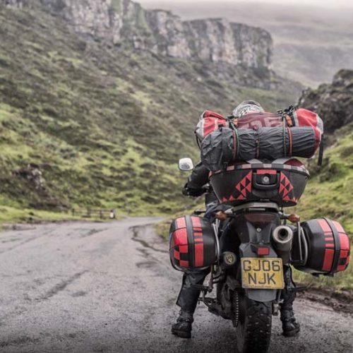 Radiator Mototurystyka - Dookoła Wielkiej Brytanii 2017