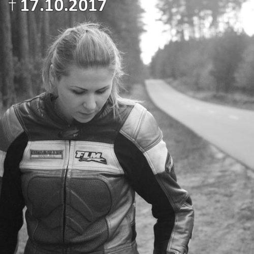 "Marzena Szulhan ""Matka Polka Motocyklistka"" - Pamiętamy!"