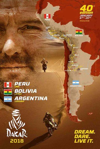 Rajd Dakar 2018 – podwójny jubileusz