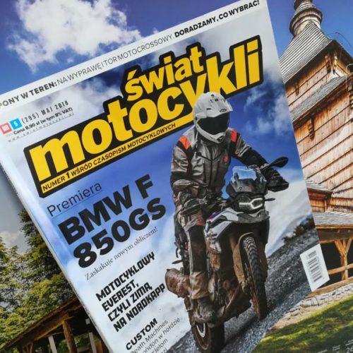 Świat Motocykli w nowej odsłonie