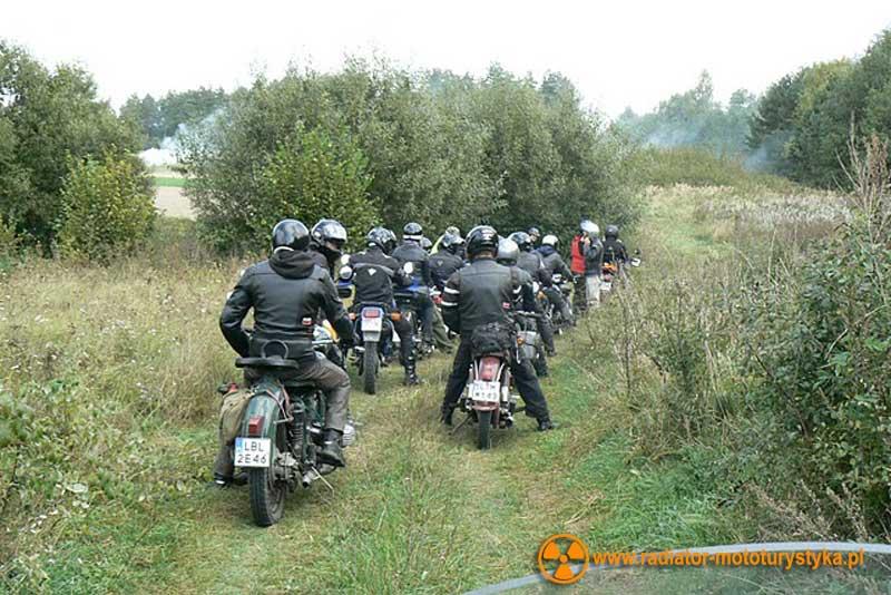 Zakończenie Sezonu Motocyklowego - Horyniec Zdrój 2011
