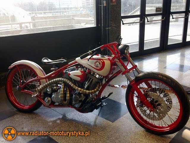 Turystyka motocyklowa. Custom Festival.