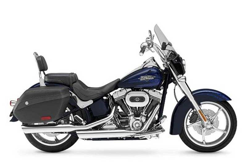 Harley Davidson CVO Softail Convertible na rok 2012