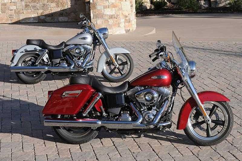 Harley Davidson Switchback