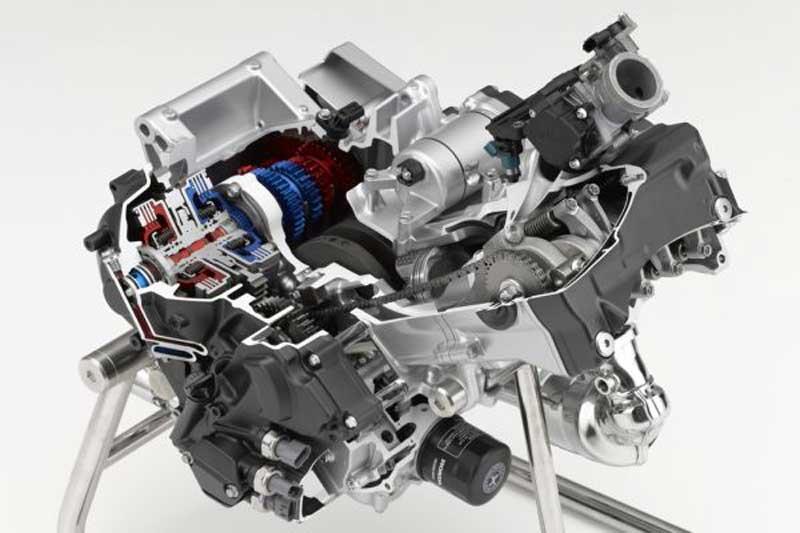 Silnik Hondy 700 cc