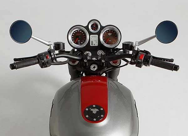 Horex VR6. Nowinki motocyklowe - Radiator - Turystyka motocyklowa - Wyprawy motocyklowe - Podróże motocyklowe - Forum motocyklowe