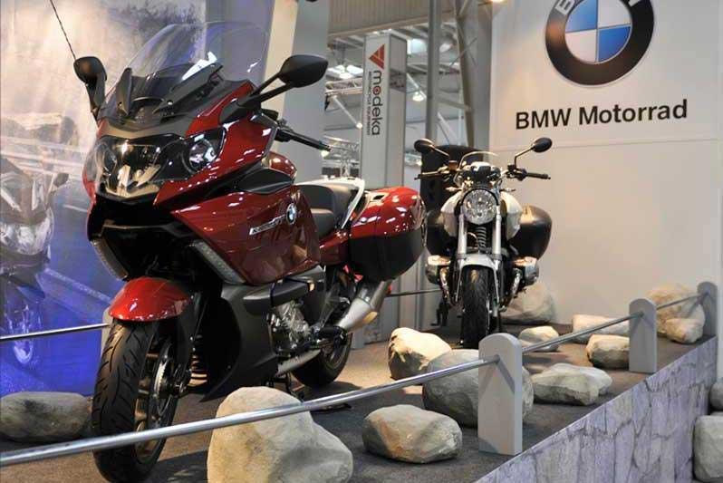 BMW K 1600 GTL. Nowinki motocyklowe - Radiator - Turystyka motocyklowa - Wyprawy motocyklowe - Podróże motocyklowe - Forum motocyklowe